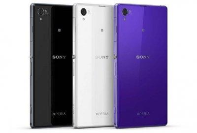 В России начались продажи Sony Xperia Z1