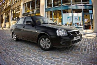 «АвтоВАЗ» продемонстрировал обновленную Lada Priora
