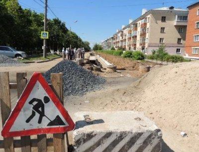 """Вечный"""" ремонт на Николаева. Когда он закончится?"""