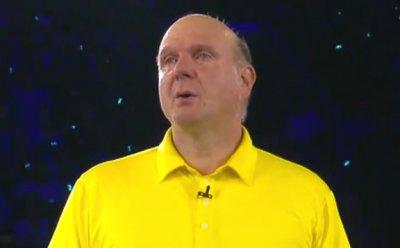 Стив Балмер слезно попрощался с Microsoft [видео]
