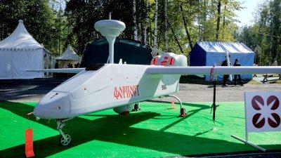 Минобороны поставят на вооружение более 10 беспилотников «Форпост»