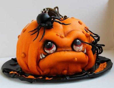 Торты на Хеллоуин