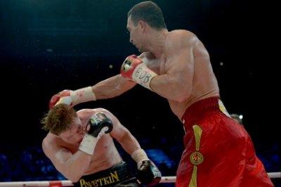 Владимир Кличко победил Александра Поветкина