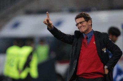 Капелло назвал состав сборной на решающие матчи отбора ЧМ-2014