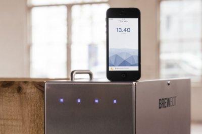 Brewbot - автомат по варке пива под управлением iPhone
