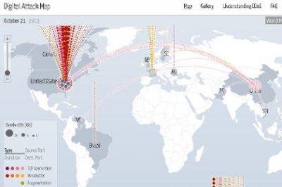 Google решил защитить правозащитников от кибератак