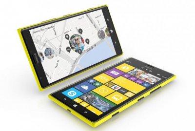 Nokia официально представила планшетофон Lumia 1520