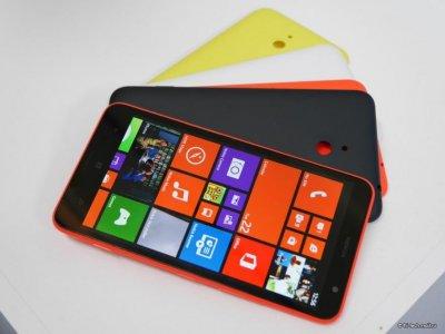 Nokia Lumia 1320 — упрощенная версия Lumia 1520