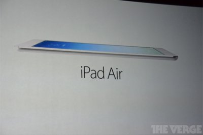 Apple представила новое поколение планшетов iPad