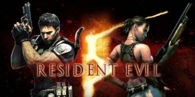 Resident Evil 5 - самая продаваемая игра Capcom. Десятка лидеров