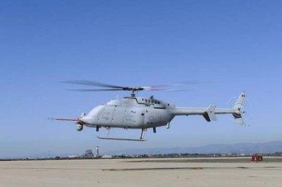 Новый беспилотный вертолет ВМС США совершил первый полет