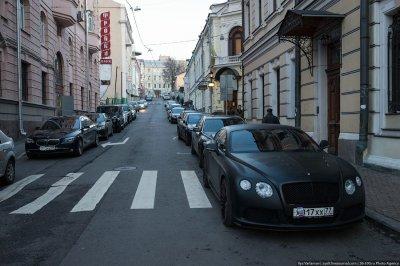 Скромные и находчивые москвичи
