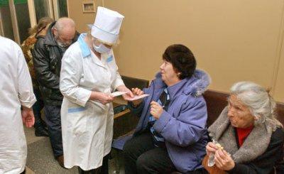 Скворцова: в России не хватает 40 тысяч врачей