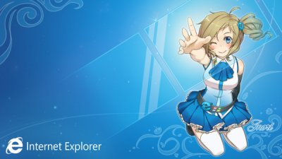 Internet Explorer: The Anime