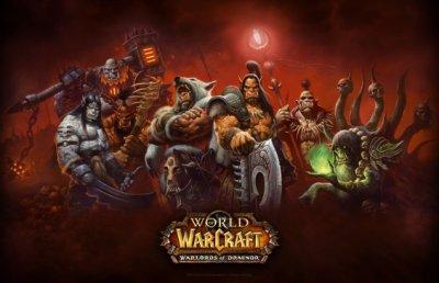 Warlords of Draenor - пятое дополнение для World of Warcraft