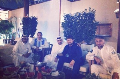 Кадыров и бахрейнский шейх решили создать авиакомпанию