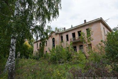 Фото на память - Заброшенный детский сад №2