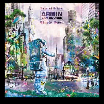 Armin van Buuren - Universal Religion Chapter 7 - Live at Privilege