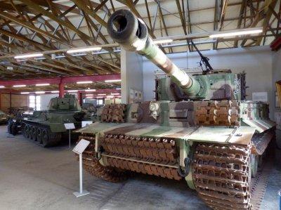 Музей военной техники в Германии