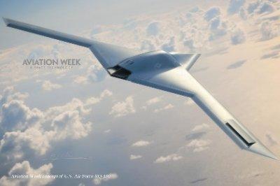 ВВС США вооружатся новым секретным беспилотником