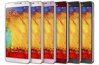 10 миллионов Samsung GALAXY Note 3 за 2,5 месяца