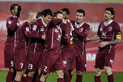 «Рубин» сыграет с испанским клубом в плей-офф Лиги Европы