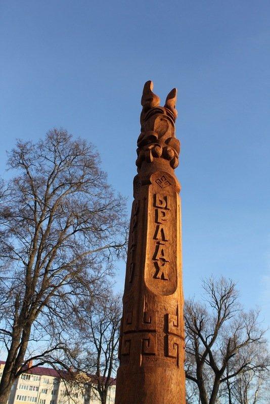 Вертикальные памятники Цивильск Прямоугольный вертикальный памятник Артём