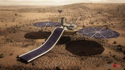 Mars One начинает подготовку посадочного модуля, который отправится на Марс в рамках первого этапа первой частной миссии