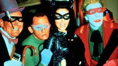 Джокер, Женщина-кошка, Риддлер и другие злодеи навестят «Готэм»