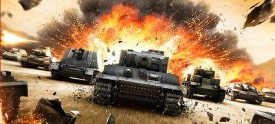 Национальные бои в World of Tanks