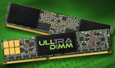 SanDisk выпускает первый в индустрии SSD с интерфейсом DIMM