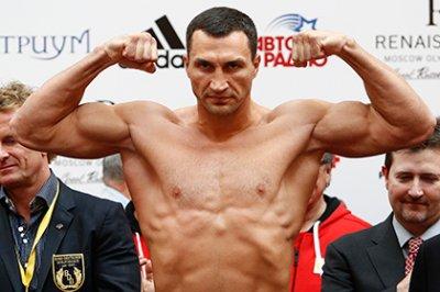 Владимир Кличко выбрал дату и место боя с «австралийским Тайсоном»