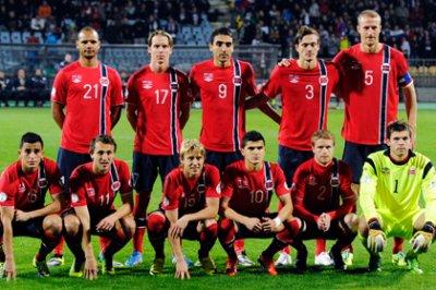 Сборная России по футболу сыграет с Норвегией