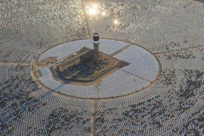 В США запущена крупнейшая в мире солнечная электростанция
