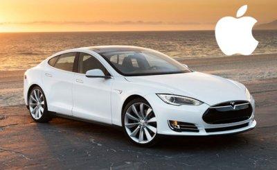 Apple рассматривает возможность покупки производителя электромобилей Tesla