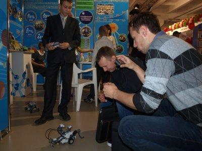 В Чебоксарах открыт кружок робототехники для детей и родителей