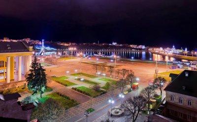 Калуга, Чебоксары и Владимир признаны самыми благоустроенными городами