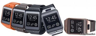 Samsung Gear 2 и Gear 2 Neo на Tizen представлены официально