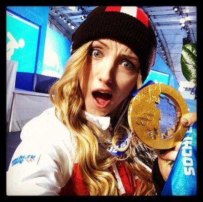 Фото Олимпийцев из первых рук