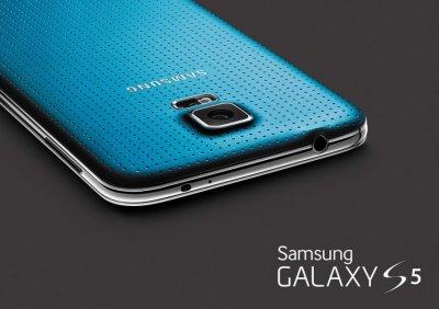Samsung официально представила GALAXY S5