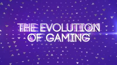 Эволюция игр в 6-минутном ролике