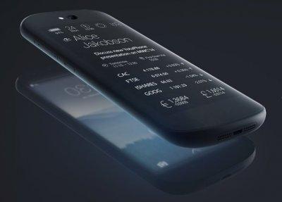 MWC 2014: смартфон YotaPhone второго поколения оснащён двумя сенсорными дисплеями