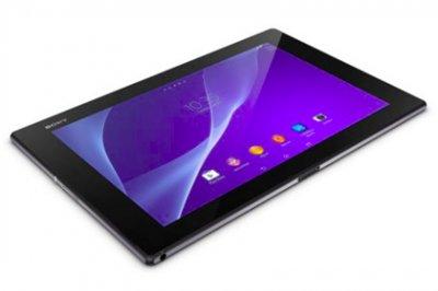 Sony представила самый тонкий «непромокаемый» планшет