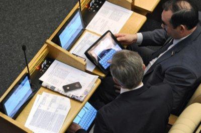 Закон о регистрации сайтов принят в первом чтении