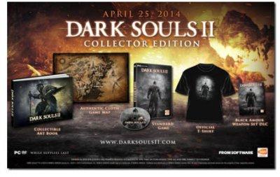 РС-версия Dark Souls II задержится на полтора месяца