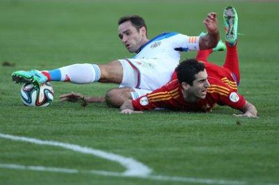 Россия обыграла Армению в товарищеском матче