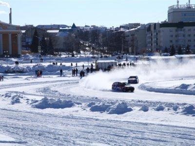 В Чебоксарах пройдут соревнования по гонкам на льду «Волжский трек - 2014»