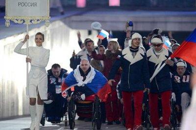 Россияне возглавили медальный зачет Паралимпиады