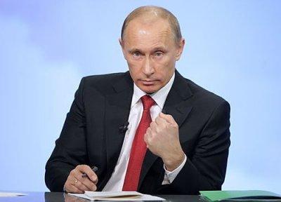 Путин подписал указ о признании независимости Крыма
