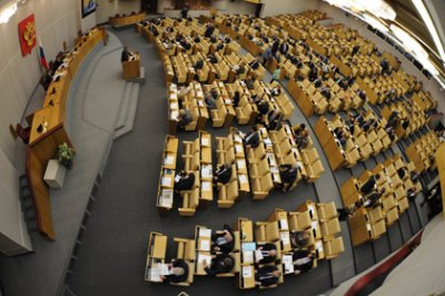 Госдума предложила Западу переложить санкции на весь депутатский корпус